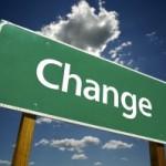 En el cambio está la evolución.