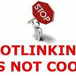 Hotlinking, una cuestión de educación, ¿o algo más?.