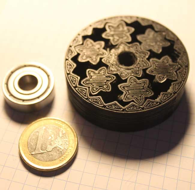 rodamiento impresión 3D